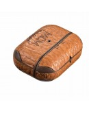 MCM AirPods Pro Case Protective Cover Brown