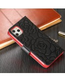 Chanel iPhone 11 12 Wallet Case