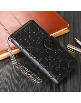 Gucci iPhone Wallet Case Napa Pattern Genuine Leather