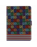 Gucci phantasy iPad Cases Leather Cover
