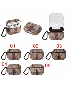 Gucci AirPods Pro Case Classic embroidery Protective Cover