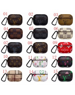 Louis Vuitton Burberry AirPods Pro Case Protective Cover