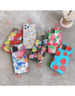 Gucci iPhone Print Case Luxury Flower Cover