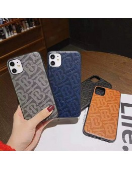 Burberry Galaxy S20 Ultra Note 20 Plus Case Embossing B Covers