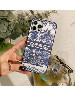 Dior iPhone Case Palm Tree Covers