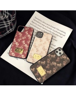 Coach iPhone Case Carriage Style Brand