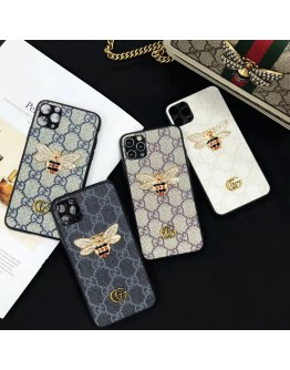 Designer Gucci iPhone Case Bee Brand Covers