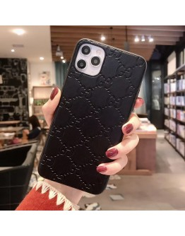 Designer Gucci iPhone Case Embossing Covers